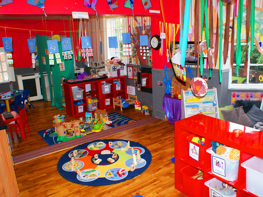 Play Settings For Toddler Room